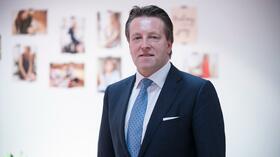 Ralf Weber  Sohn von Firmengründer Gerhard Weber bemüht sich um  schwächelnden Konzern a4ced8c595