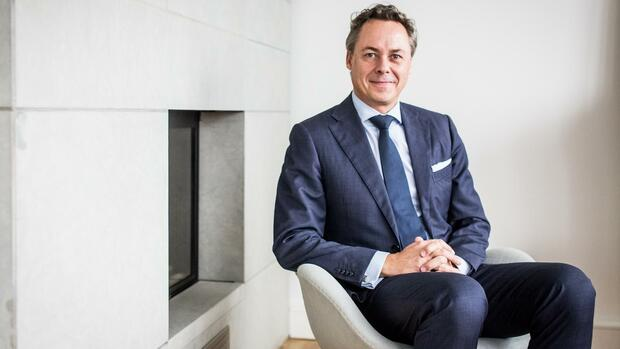 Schweizer Großbank: Ralph Hamers wird neuer Chef der Schweizer UBS