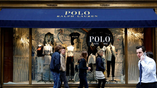 Ralph Laurens Polo-Flagship-Store auf der Fifth Avenue in New York
