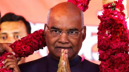 Wahl in Indien: Zwei