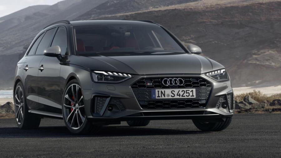 Endlich Alles Anders Was Sich Beim Audi A4 Andert