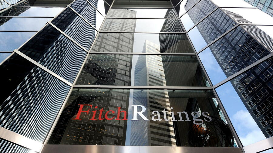 Das Gebäude der Ratingagentur Fitch in New York. Quelle: dpa