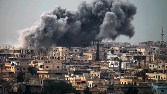 Schwerer Zwischenfall zwischen Syrien und Israel