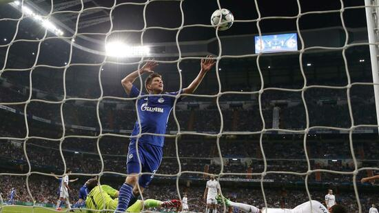 Real Madrid - Schalke 04 3:4 (2:2)