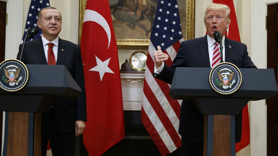 Beziehungen Ankara-Washington in der Krise