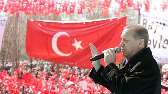 Nach Yildirim-Auftritt: Bundesregierung hat keine Hinweise auf Erdogan-Auftritt