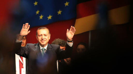 Wahlkampf-Besuch: Erdogan reist im März nach Deutschland