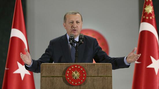 Erdogan plant nach G20 womöglich Auftritt in Deutschland