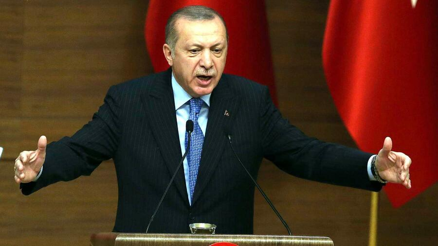 Erdogan kündigt Militärschlag gegen Kurden im Nord-Irak an