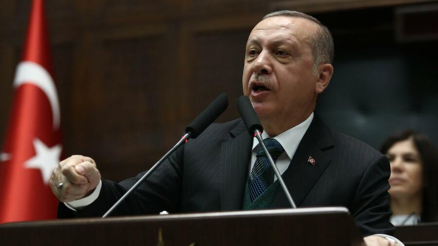 Nach Kurden-Besuch in Paris: Erdogan macht Macron schwere Vorwürfe