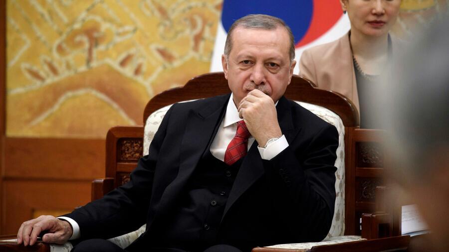 AKP stellt Erdogan erneut als Präsidentschaftskandidat auf