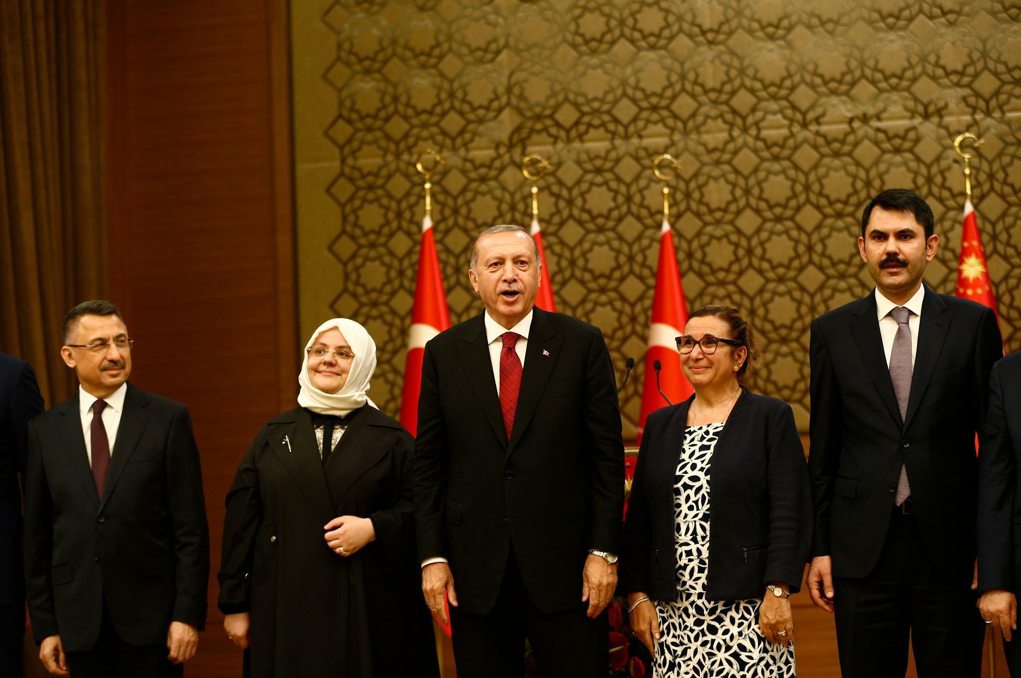 trkei recep tayyip erdogans kabinett der ja sager - Was Ist Ein Kabinett