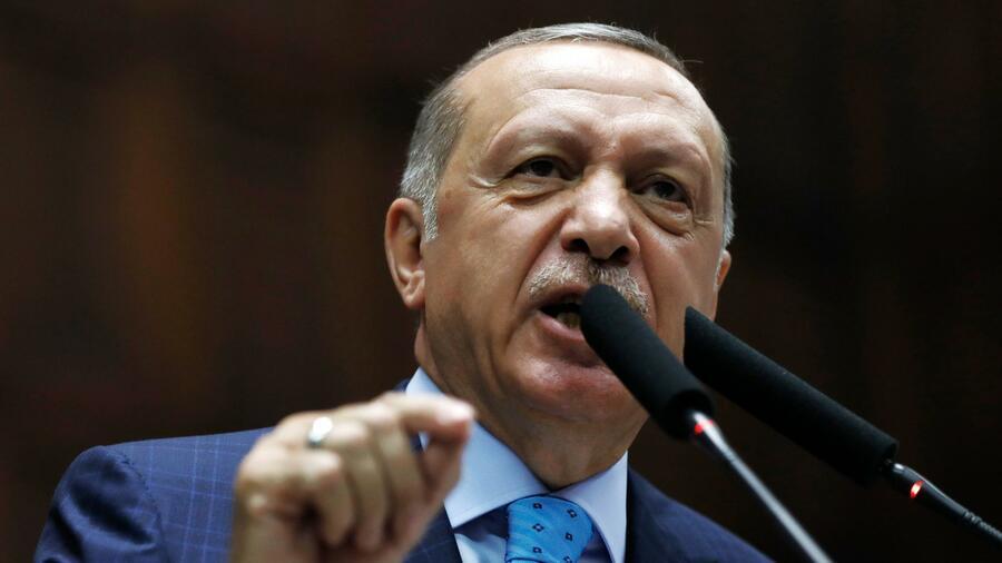 USA verhängen wegen Pastor Sanktionen gegen zwei türkische Minister