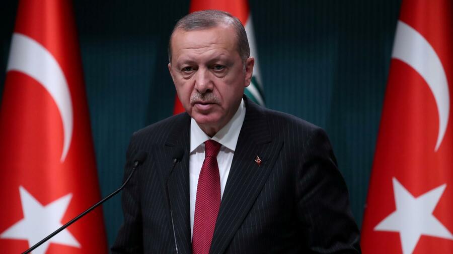 Erdogan attackiert die türkische Notenbank