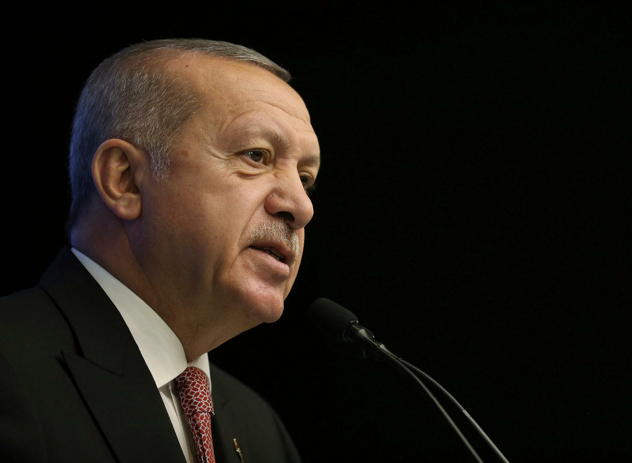 Erdogan kritisiert Medienberichte über türkische Wirtschaft