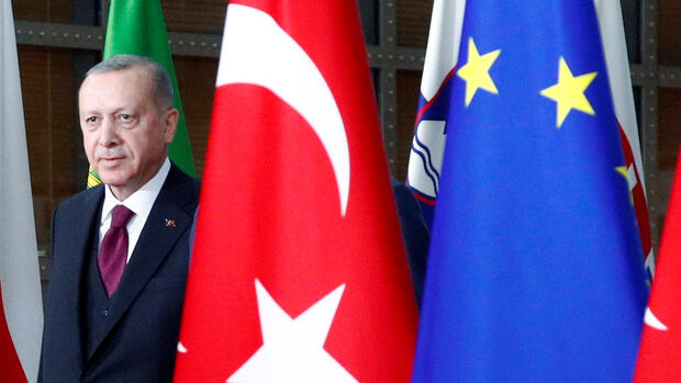 Why the EU does not speak power against Turkey – Archyde