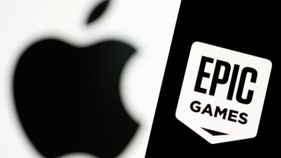 The verdict against Apple is only a partial victory for Epic Games.  Source: Reuters