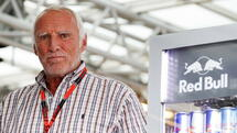epa04808882 Red Bull CEO Dietrich Mateschitz in the paddock after the second training session for the Formula One Grand Prix of Austria in Spielberg, Austria, 19 June 2015. The 2015 Formula One Grand Prix of Austria will take place on 21 June 2015. EPA/ERWIN SCHERIAU +++(c) dpa - Bildfunk+++ Quelle: dpa