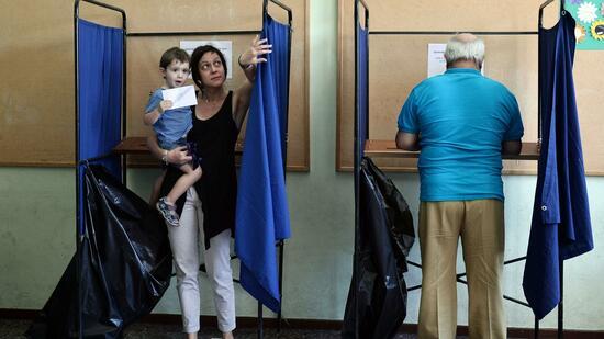 Griechenland wartet auf ergebnisse sch uble ist nicht for Bl ergebnisse heute