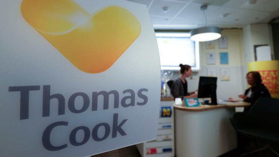 Erste Reisebüros verlieren das Vertrauen in Thomas Cook