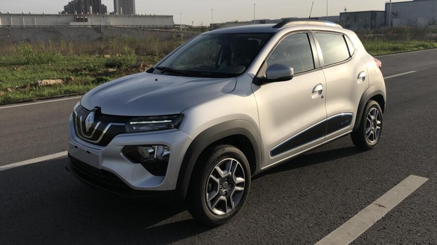 Renault K Ze Der Dacia Unter Den Elektro Autos
