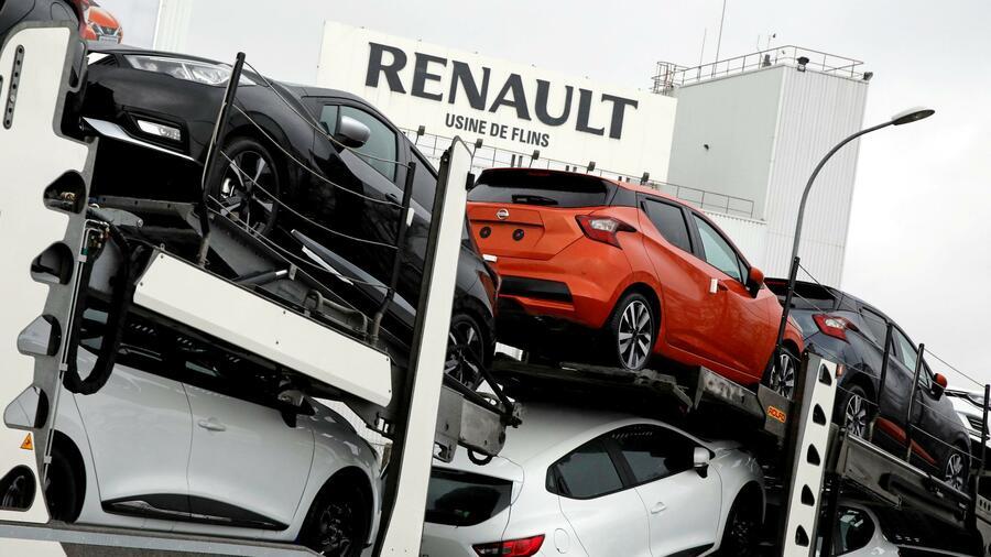 Autobauer: Nissan und Renault sprechen über Komplett-Fusion