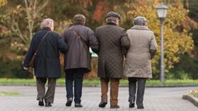 Rente mit 54 in Früher in