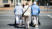 Abgaben: Ein Zehntel der Einkommensteuereinnahmen stammen von Senioren