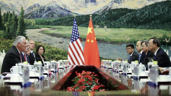 Amerika in Kontakt mit Nordkorea