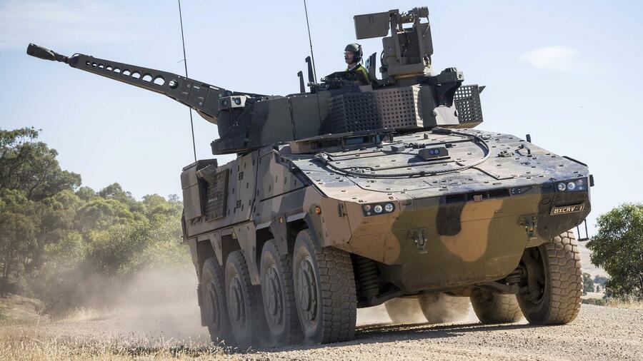 Rheinmetall erhält Auftrag in Australien