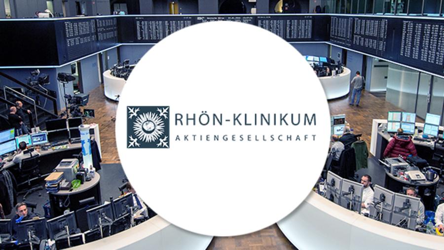 Rhön-Klinikum-Aktie - WKN 704230: Rhön-Klinikum-Aktie praktisch unverändert