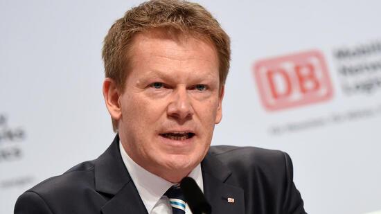 'Kein Aufbruch': Grüne kritisieren Benennung von Lutz zum Bahn-Chef