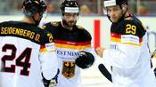 Eishockey: NHL-Star Draisaitl freut sich auf Zusammenspiel mit Rieder