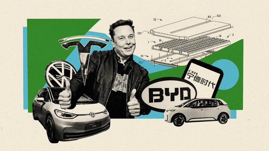 Insight Innovation: Eisenphosphat statt Lithium-Ionen: Wie gut ist Teslas neue Superbatterie?