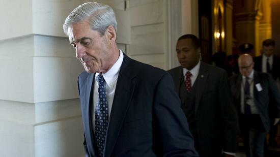 Team-Trump führt Untersuchung gegen Sonderermittler Mueller - Medien
