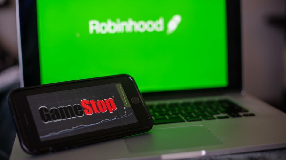 Konnen Sie Dojoin in der Robinhood und der Transfer zur Bank verkaufen?