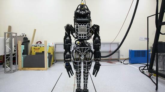 Google-Mutter trennt sich von Roboterfirma