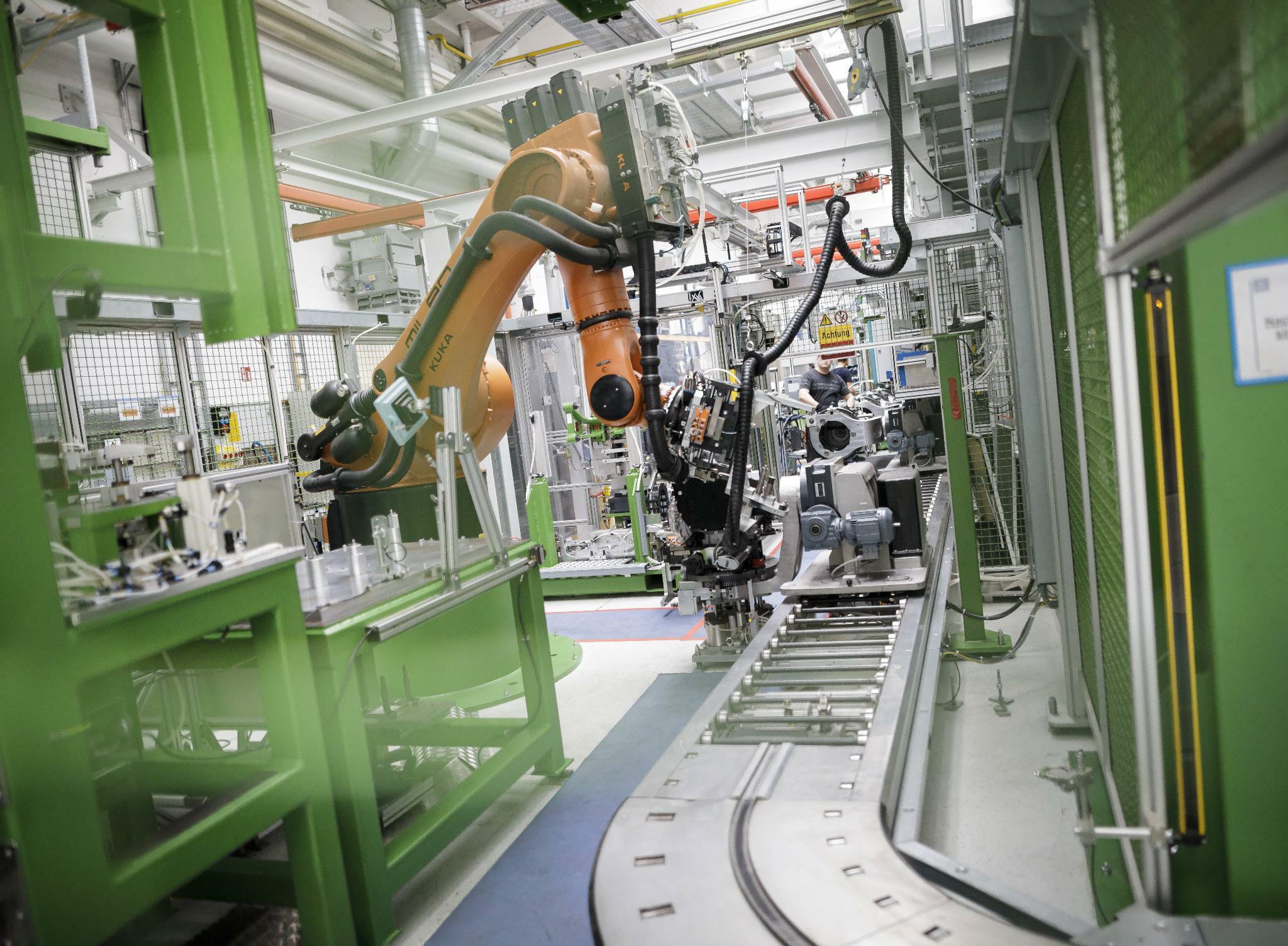 Umfrage: Technologischer Wandel beunruhigt die Deutschen