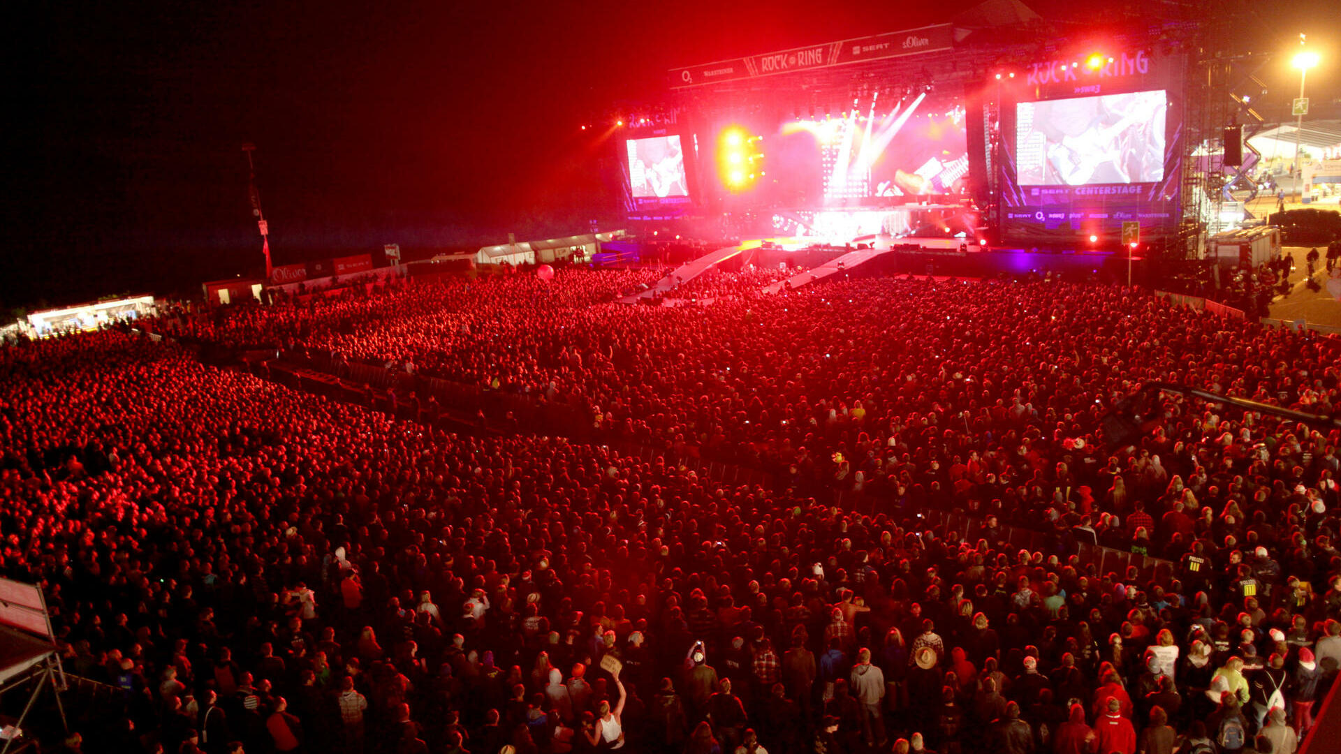"Festival ""Rock am Ring"": 85.000 Fans trotzen dem Regen bei ""Rock am Ring"""