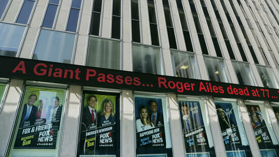 Roger Ailes ist tot