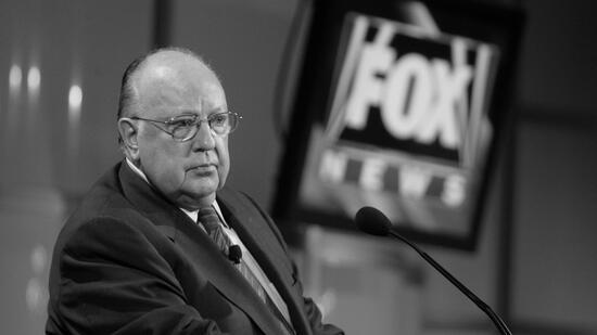 Früherer Chef von Fox-News ist tot
