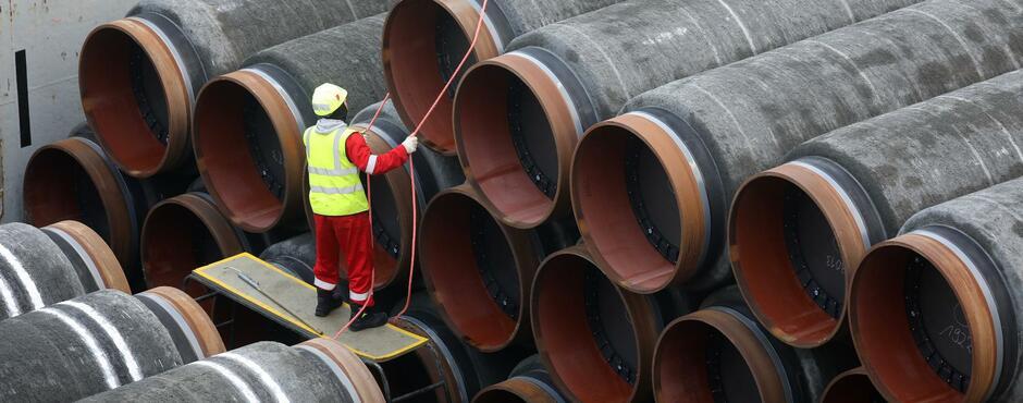 Nord Stream 2 wird sich noch bis Mitte 2020 verzögern