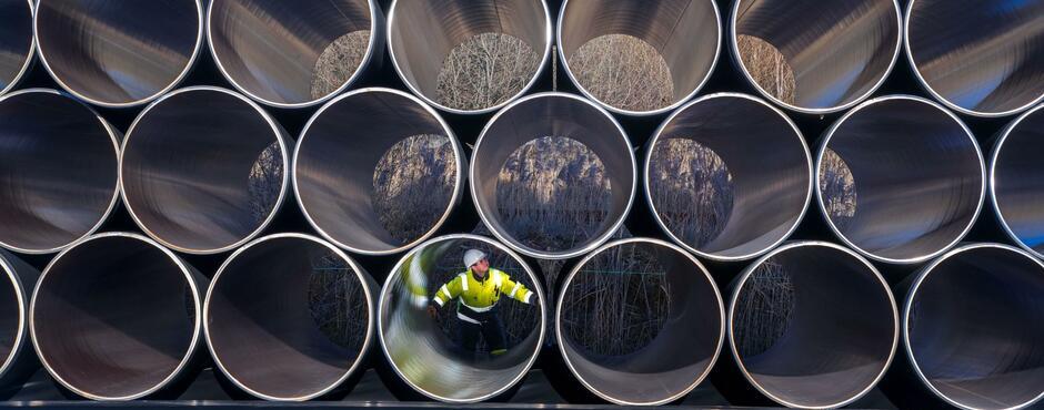US-Botschafter Grenell droht wegen Nord Stream 2 wieder mit Sanktionen