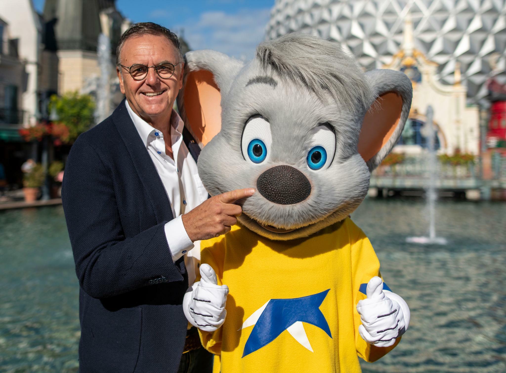 Roland Mack: Chef des Europa-Park will seine Laufbahn krönen