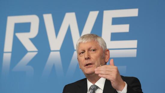 RWE profitiert im ersten Quartal von Ökostromtochter Innogy