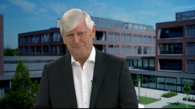 Handelsblatt Energie-Gipfel: RWE-Chef Schmitz fordert Anreize für den Einsatz von Wasserstoff
