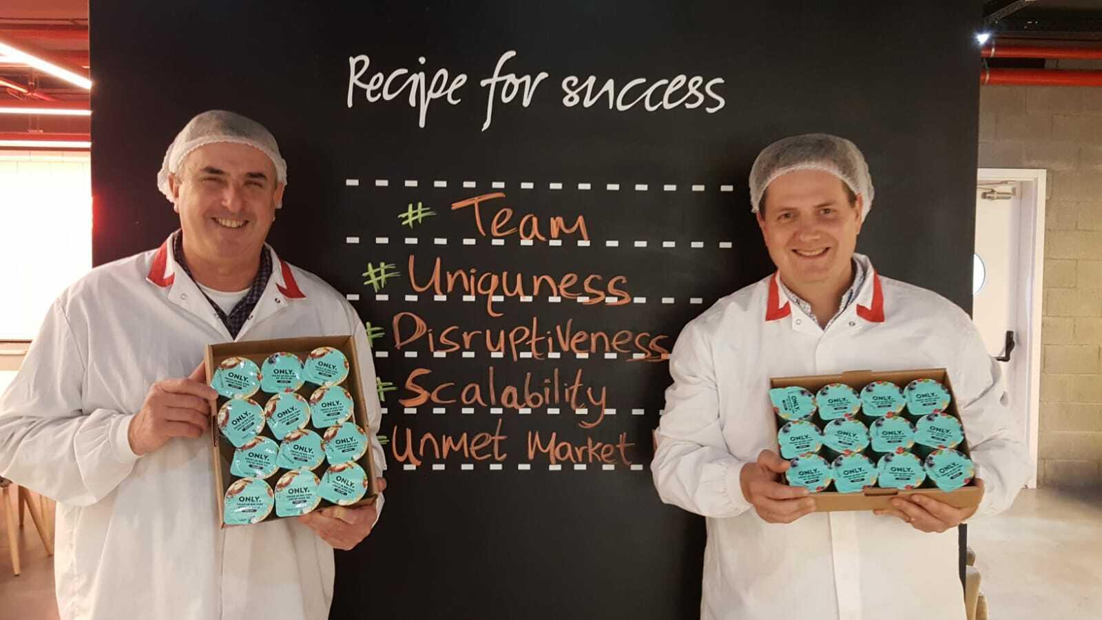 Yofix: Gründer aus Israel erfand milchfreie Joghurt-Alternative