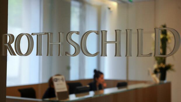 Streit um Namensnutzung: Verfeindete Rothschild-Lager einigen sich vor Gericht