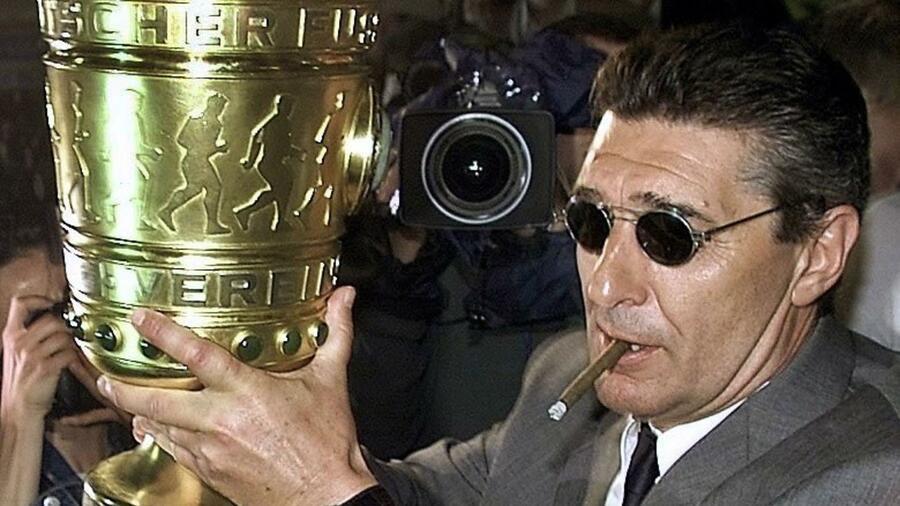 Schalke Legende Rudi Assauer Mit 74 Gestorben