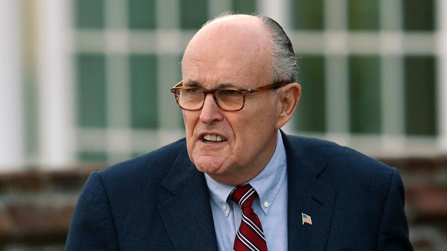 Giuliani: Sonderermittler Mueller räumt Immunität Trumps ein